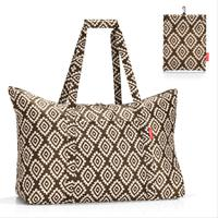 Сумка складная mini maxi travelbag diamonds mocha, Reisenthel